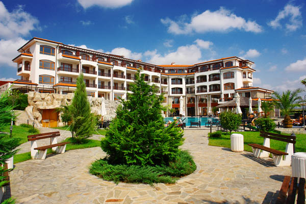 Vineyards Spa Resort Aheloy Pomorie